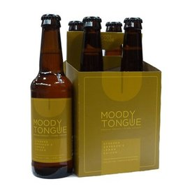 Moody Tongue Emperor's Lemon Saison 4-pk