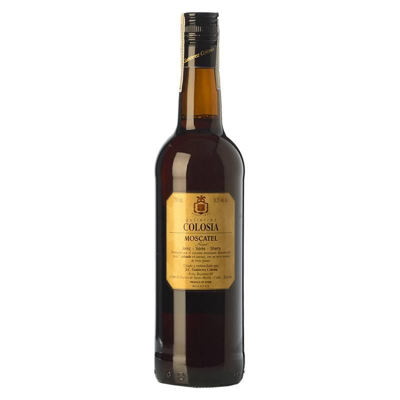 Bodegas Gutierrez Colosia Moscatel Sherry