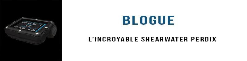 blogue du shearwater perdix