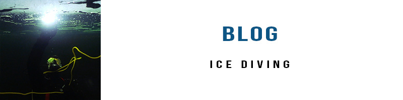 ice scuba diving blog