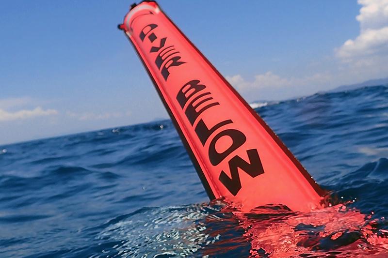 Flag buoy