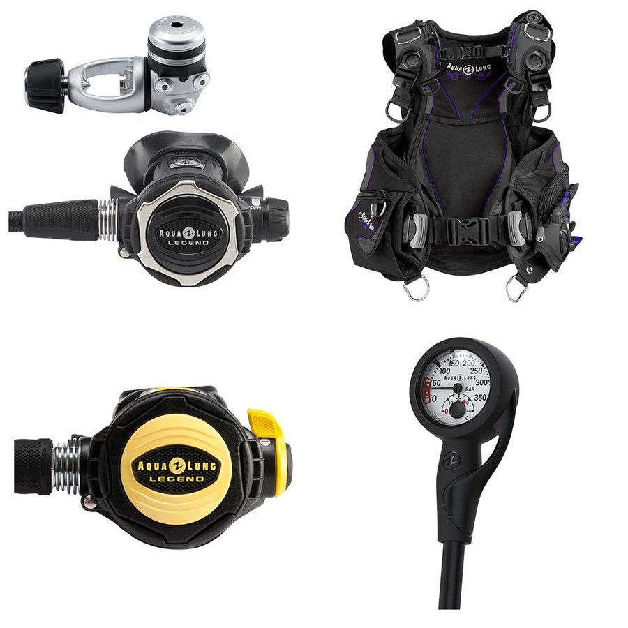 Best Scuba Diving Gear for Canadian - Montreal Scuba