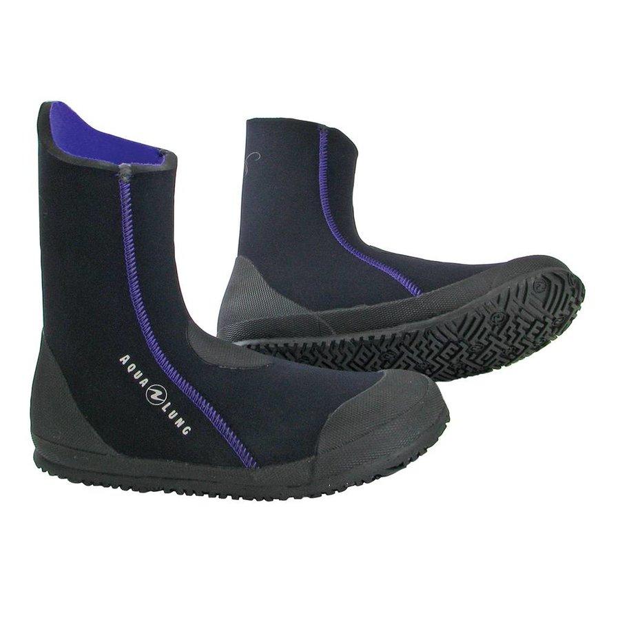 Bottes et chaussettes
