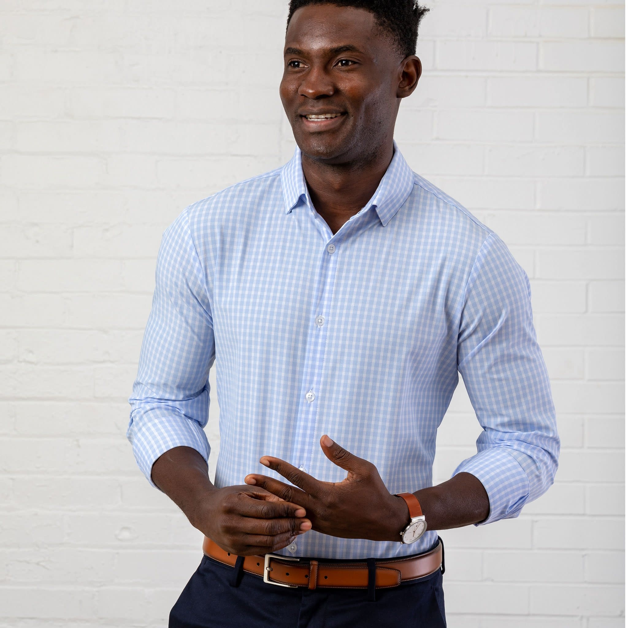 Mizzen+Main MM - Performance Dress Shirt Williams
