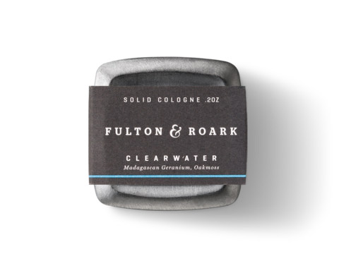 Fulton and Roark, LLC FR-Solid Cologne 2oz