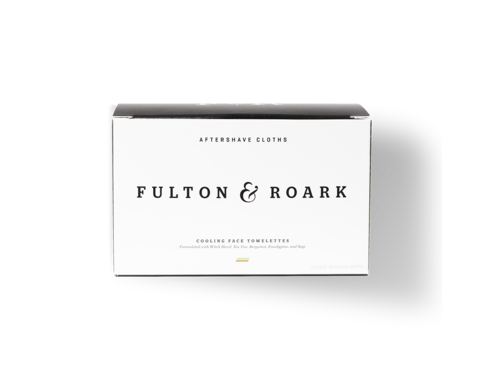 Fulton and Roark, LLC Fulton & Roark - Aftershave Cloths
