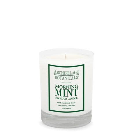 Archipelago Botanicals A-MintGlass Jar Candle