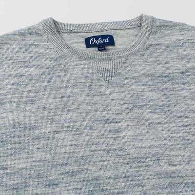 Oxford Ox-Crewneck Sweater