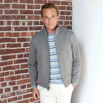 Oxford Ox-CamdenFull Zip Jacket