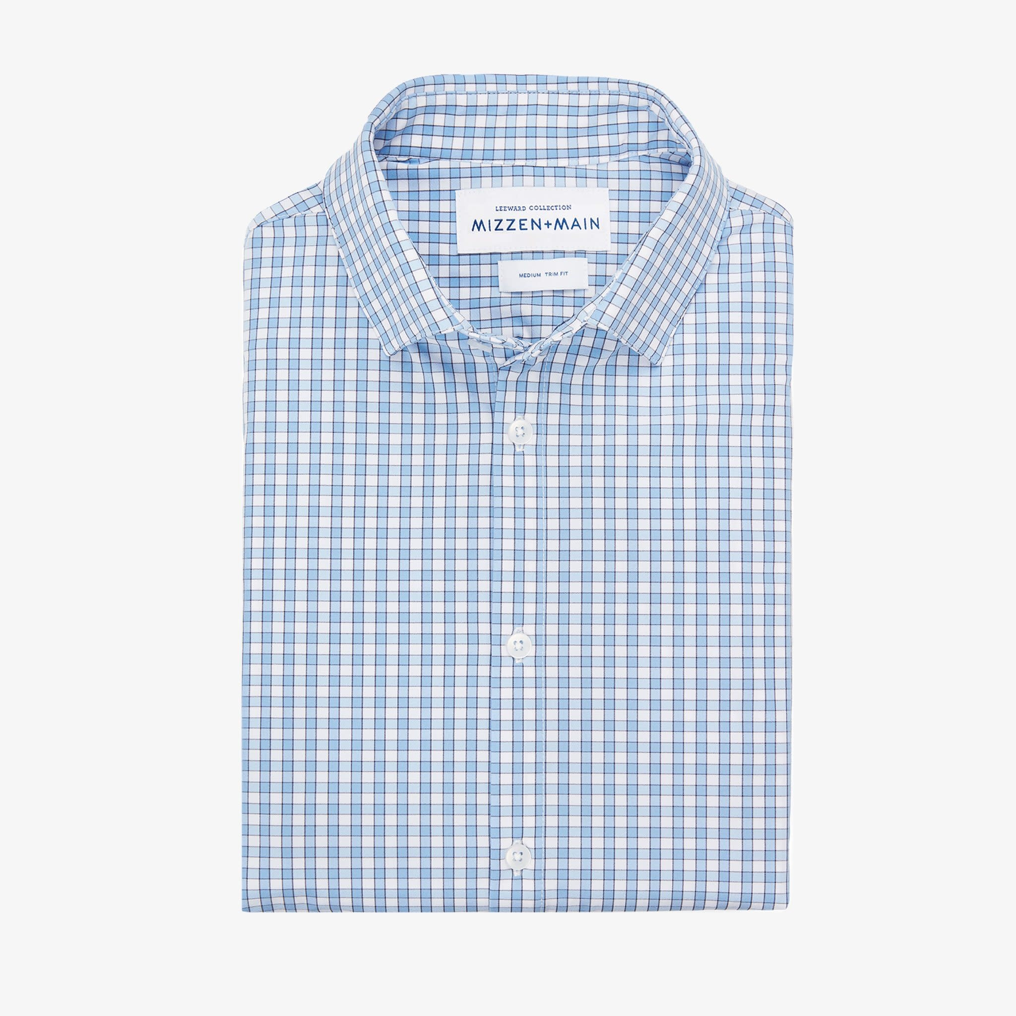 Mizzen+Main MM - Performance Dress Shirt Alexander