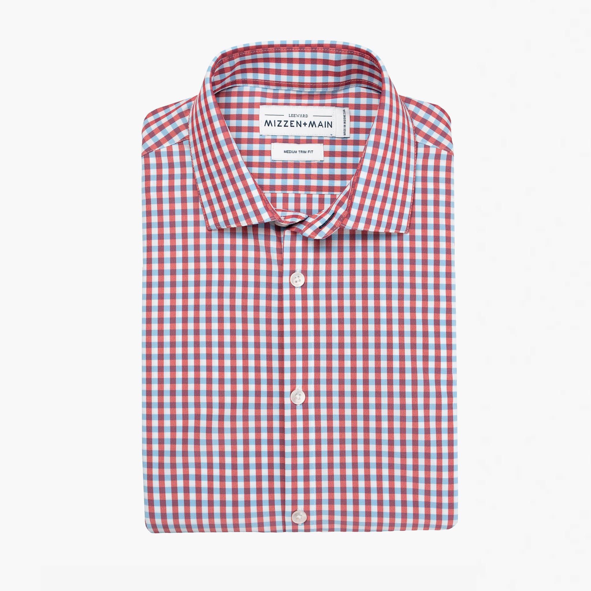 Mizzen+Main MM - Performance Dress Shirt Bishop