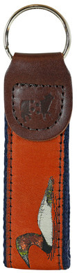 Belted Cow BC - Ribbon Key Fob