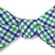 R. Hanauer, Inc. RHA - Bow Tie - Gingham Check Cotton