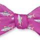 R. Hanauer, Inc. RHA - Bow Tie - Tuna Woven
