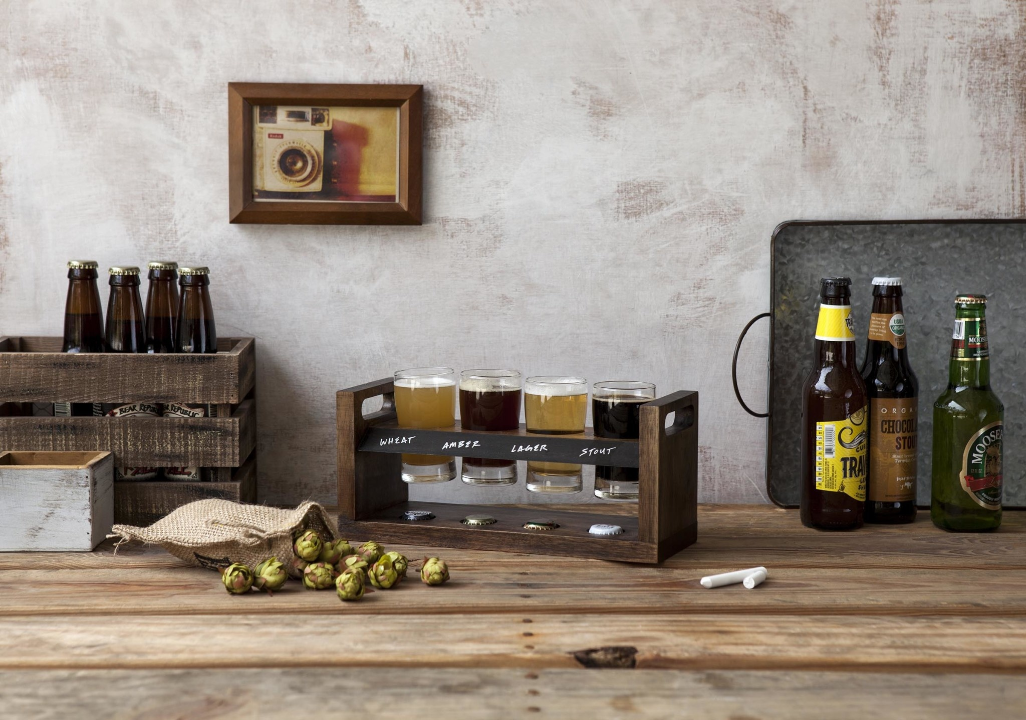 PICNIC- Craft Beer Flight