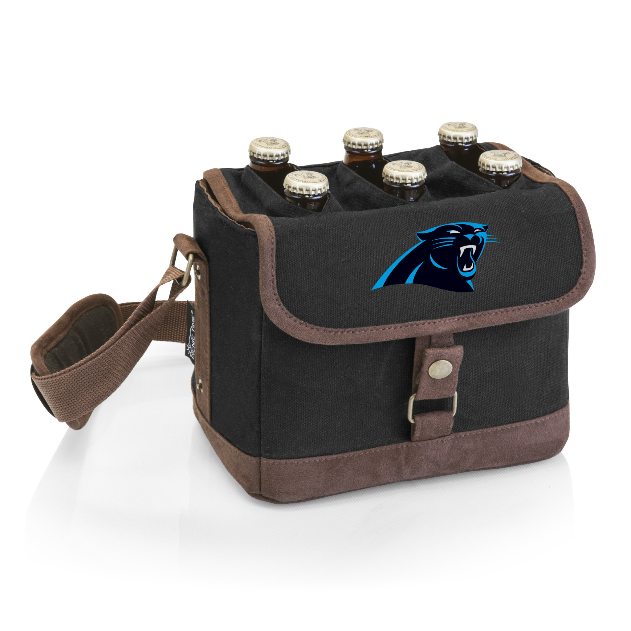 PICNIC- Carolina Panthers Beer Caddy
