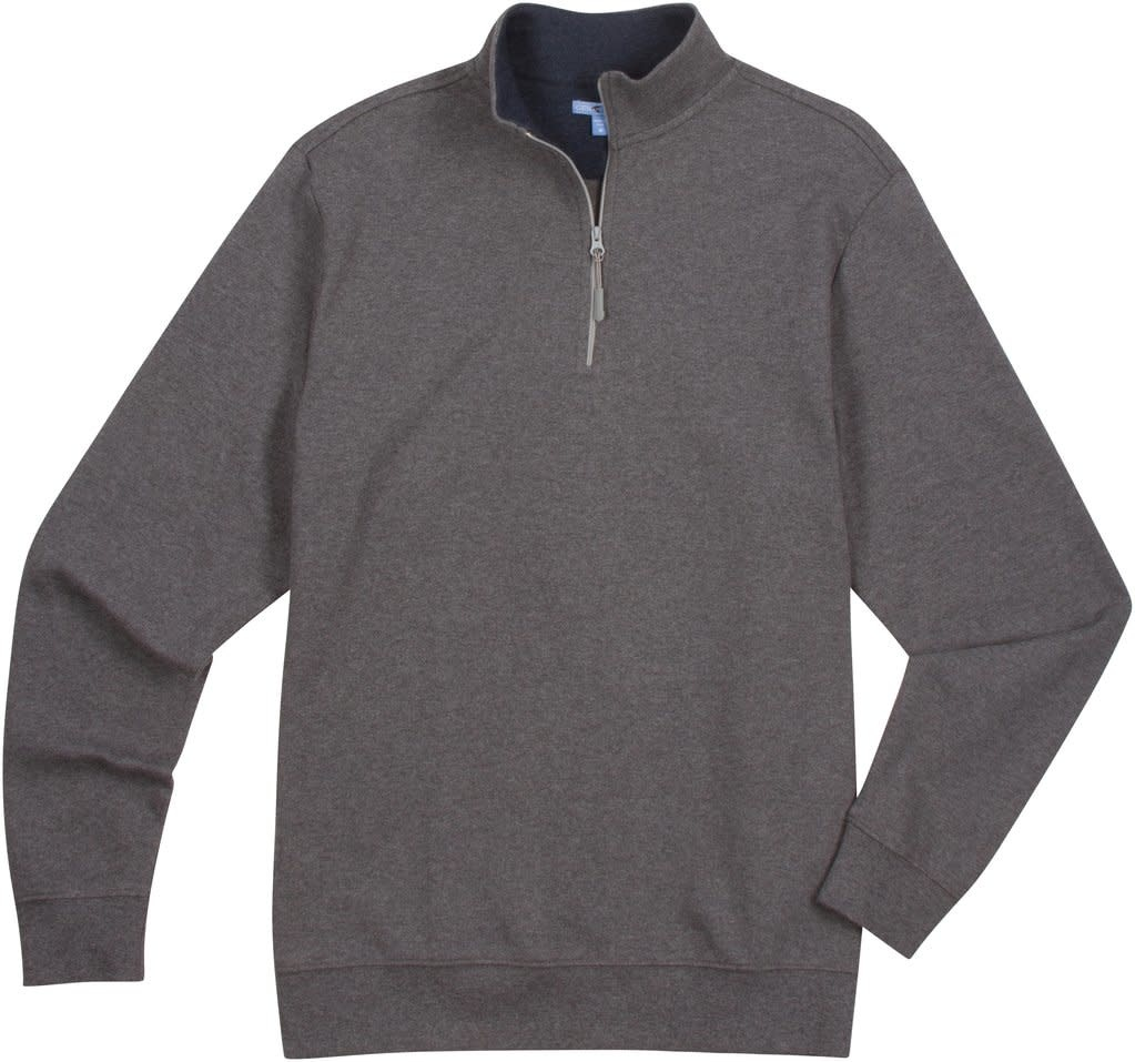 GT - Heathered 1/4 zip