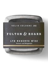 Fulton and Roark, LLC FR-Solid Cologne 2oz
