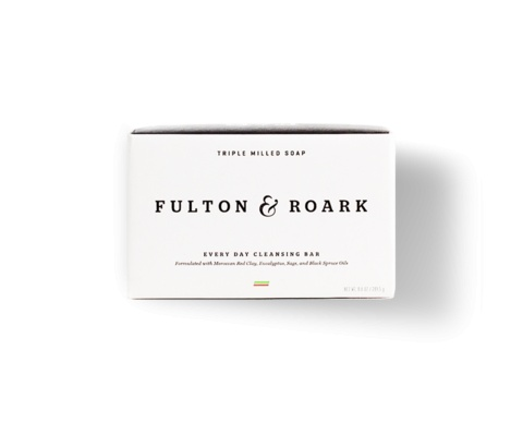 Fulton and Roark, LLC FR-Bar Soap