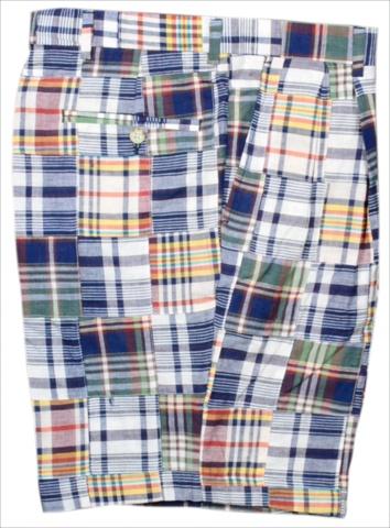 Berle-Madras Short