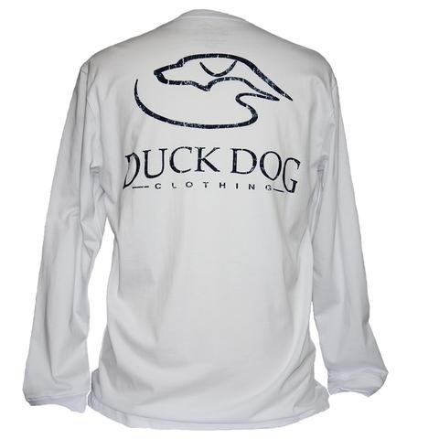 Duck Dog Clothing DD-L/S Logo