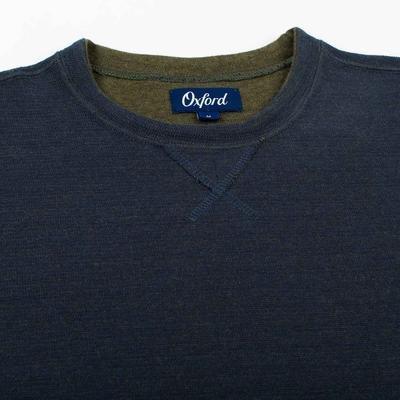Oxford Ox-Inman Crew Reversible