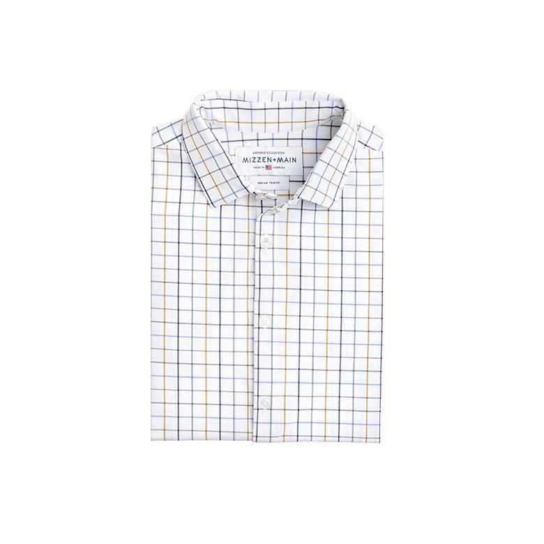 Mizzen+Main MM - Performance Dress Shirt Holston