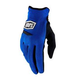 100% 100% Ridecamp Women's Full Finger Glove