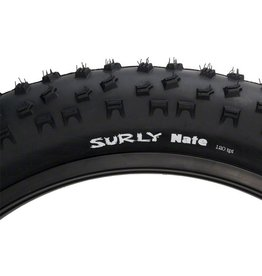 "Surly Nate 26 x 3.8"" 120tpi Folding Tire"