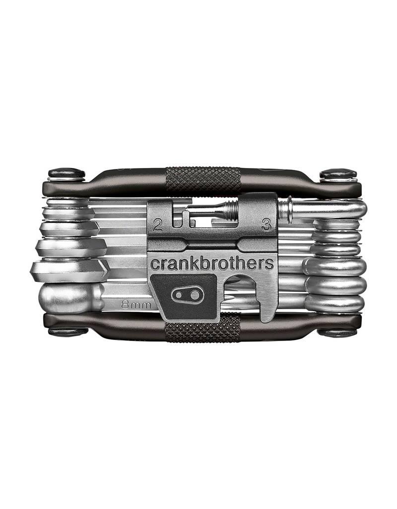 Crank Brothers Multi-19 Tool: Midnight