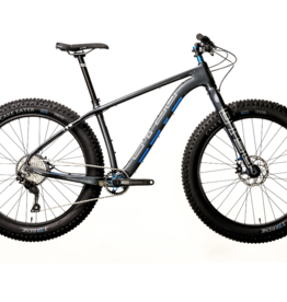 Otso Otso Voytek trail fat bike Large Metalic/Blue