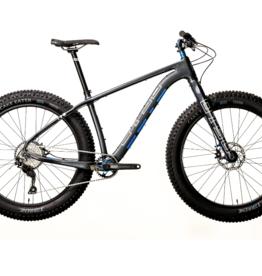 Otso Otso Voytek trail fat bike Large Metalic/Blue