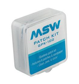 MSW GPK-100 Glueless Patch Kit