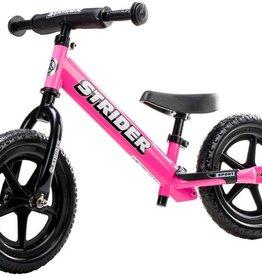 Strider Sports Strider 12 Sport Kids Balance Bike: Pink