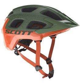 SCOTT BICYCLES SCO Helmet Vivo Plus (CPSC) metal green/orange M
