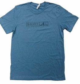 SCOTT Unisex Short Sleeve Jersey Tee