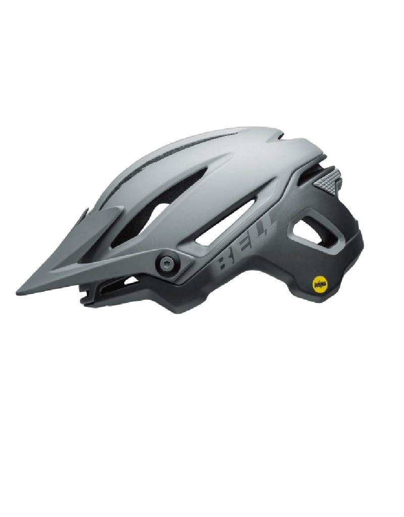 Bell Sixer MIPS Adult Bike Helmet - Matte/Gloss Grays