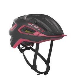 Scott Scott Helmet Arx Plus dark Grey/pink Medium