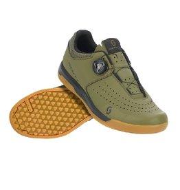 SCOTT Shoe Sport Volt Green moss/black