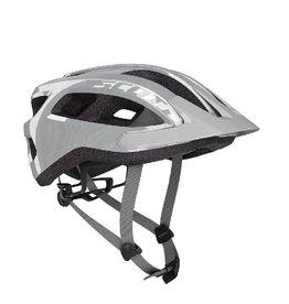 SCO Helmet Supra PAK-10 (CPSC) Silver one size single