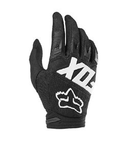 Fox Racing Fox Racing Dirtpaw Race Gloves - Black, Full Finger, Men's, Medium
