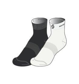 Scott Scott Logo Light 2 Pack Socks