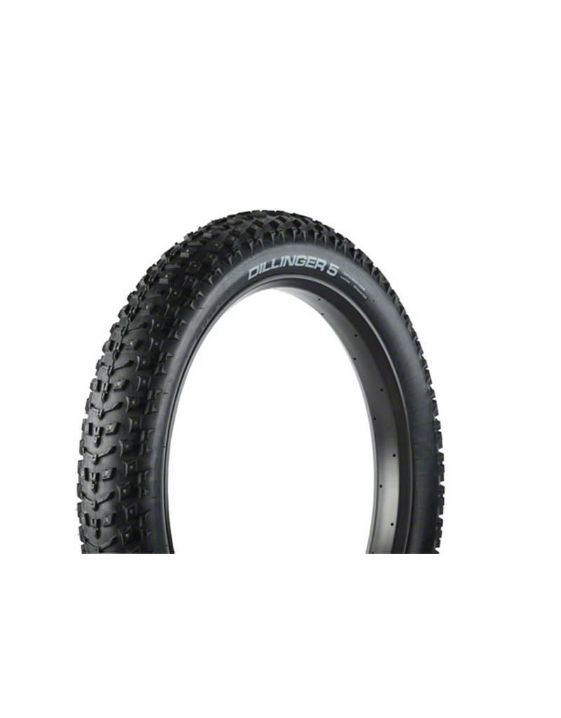 45NRTH 45NRTH Dillinger 5 Non-Studded Fatbike Tire