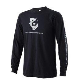 Wolf Tooth Wolf Tooth Logo Long Sleeve T shirt