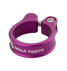 Wolf Tooth Wolf Tooth Seatpost Clamp 31.8mm Purple