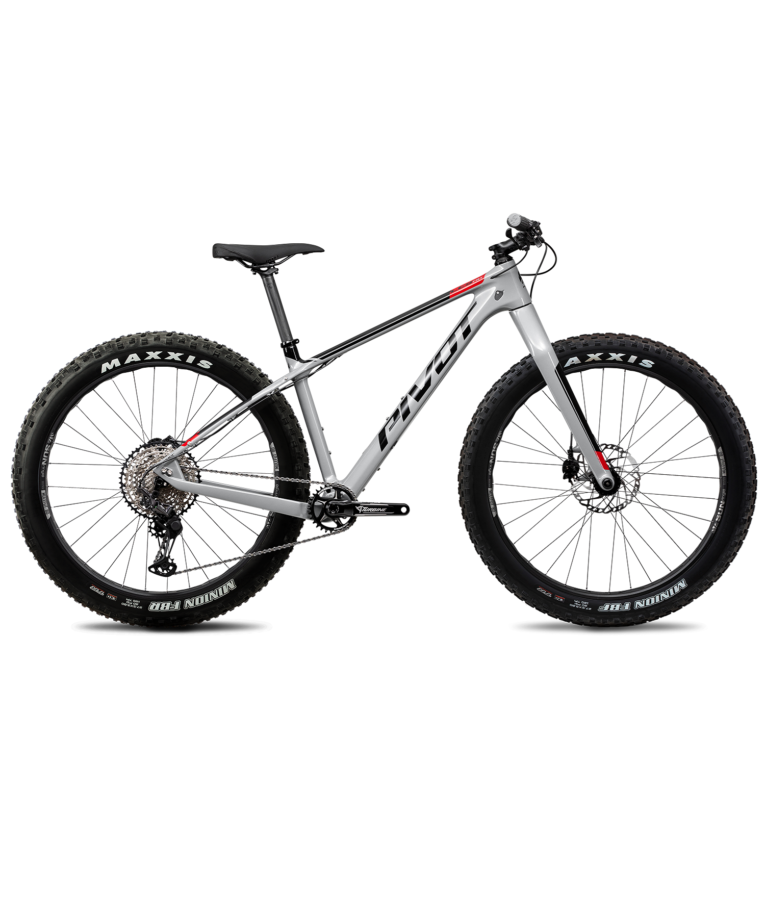 Pivot Cycles 2021 Pivot Les Fat V2 Pro Xt XC Race Cement L