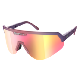 Scott Sunglasses Sp.Shield Supersonic Edt black/drift purple / pink chrome