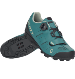 Scott Scott Shoe Mtb Elite Boa Lady Smoke green 41