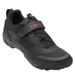 Giro Cycling Giro Ventana Fastlace Dirt Shoes - Black/Dark Shadow