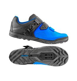 Giant Giant Off-Road Shoe MES Composite Sole black/blue